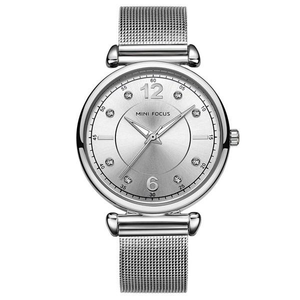 Đồng hồ Nữ Mini Focus MF0177L.05 Bạc