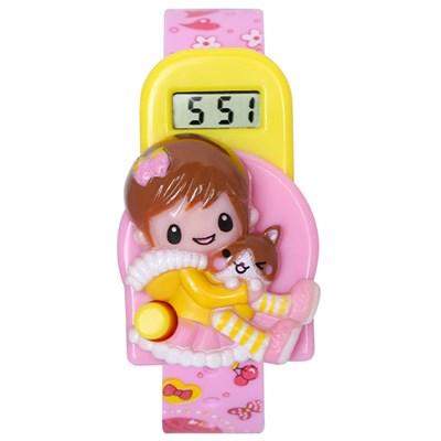 Skmei SK-1240 - Hồng Nhạt - Trẻ em