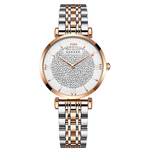 Đồng hồ Nữ Nakzen SS4056L-7N0