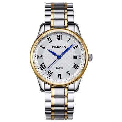Đồng hồ Nam Nakzen SS4116GD-7N3