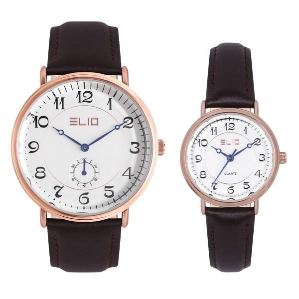 Đồng hồ đôi Elio EL076-01/EL076-02