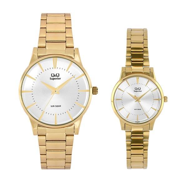 Đồng hồ đôi Q&Q S399J001Y/S398J001Y