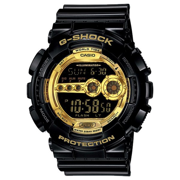G-Shock GD-100GB-1DR - Nam