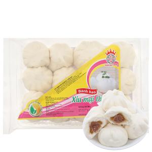 Bánh bao xíu mại thịt heo Tuấn Đạt 350g