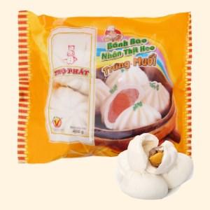 Bánh bao nhân thịt heo trứng muối Thọ Phát 400g