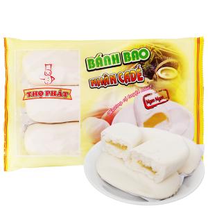 Bánh bao nhân cadé Thọ Phát gói 240g