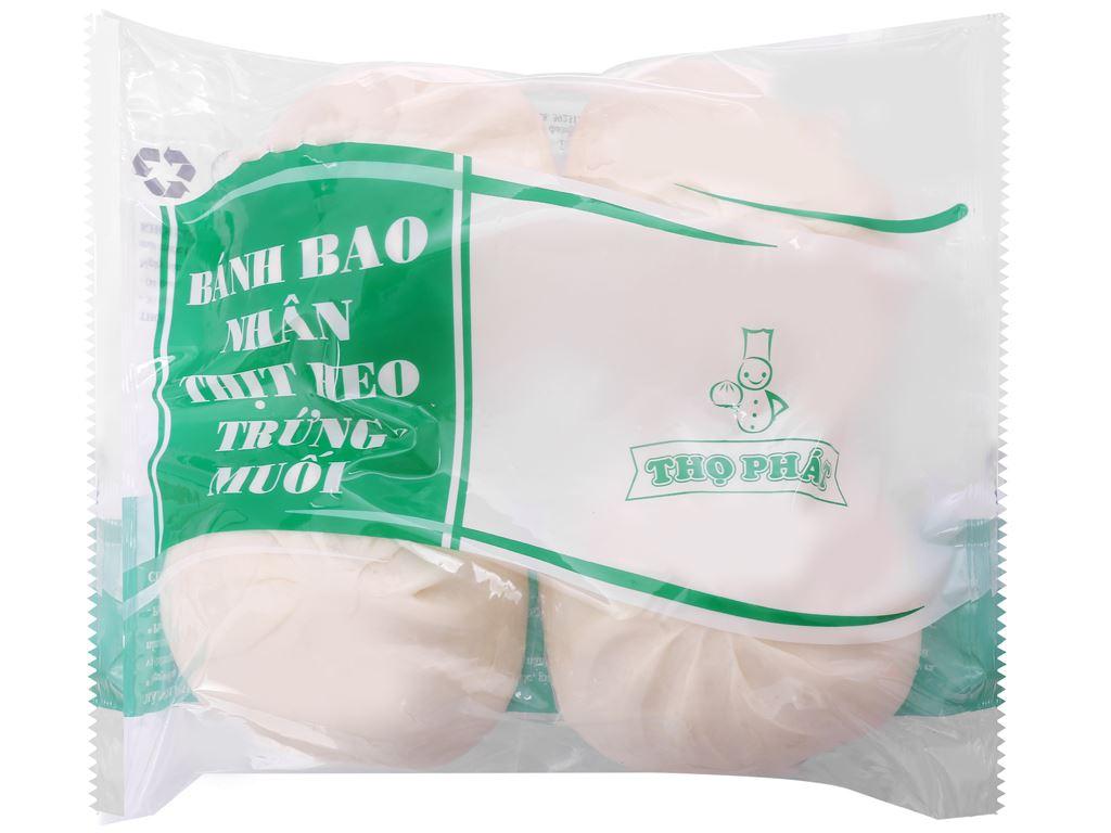 Bánh bao nhân thịt heo trứng muối Thọ Phát 680g 1