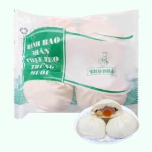 Bánh bao nhân thịt heo trứng muối Thọ Phát gói 680g