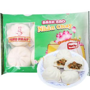 Bánh bao nhân chay Thọ Phát gói 400g