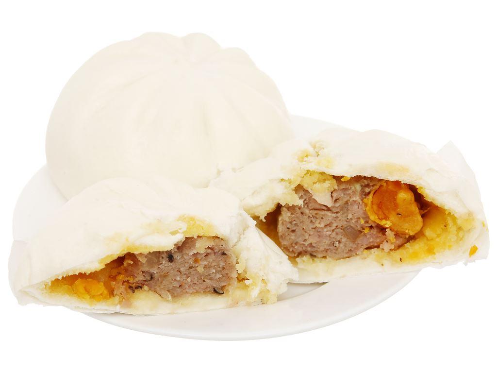 Bánh bao xá xíu trứng muối La Cusina gói 400g 6