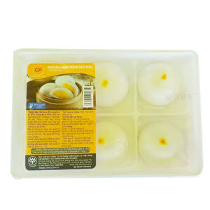 Bánh bao nhân trứng sữa C.P gói 270g