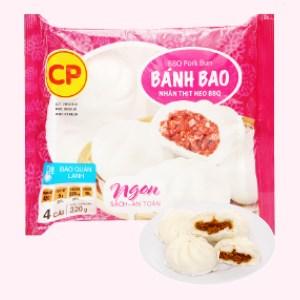 Bánh bao nhân thịt heo bbq C.P 320g