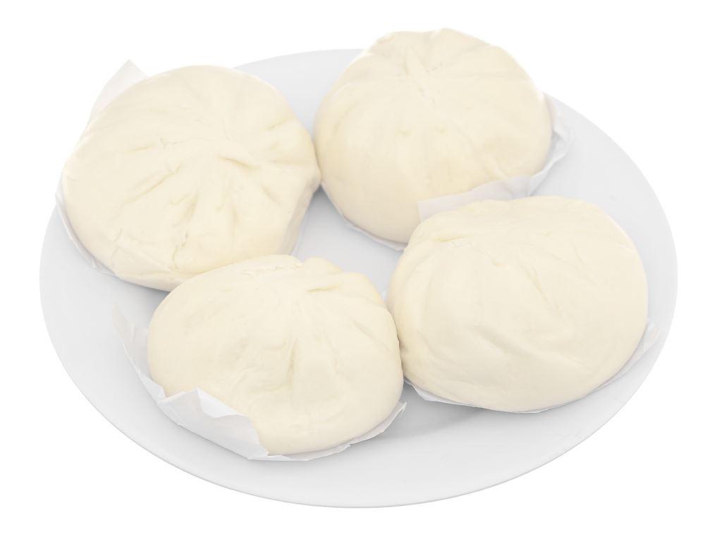 Bánh bao nhân thịt heo trứng muối Mama Food gói 400g 6