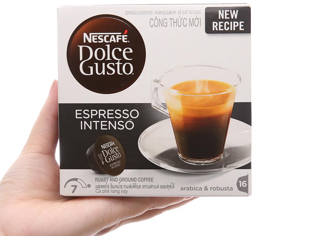 Cà phê viên nén Nescafé Dolce Gusto espresso intenso 96g (6g x 16 viên) 2
