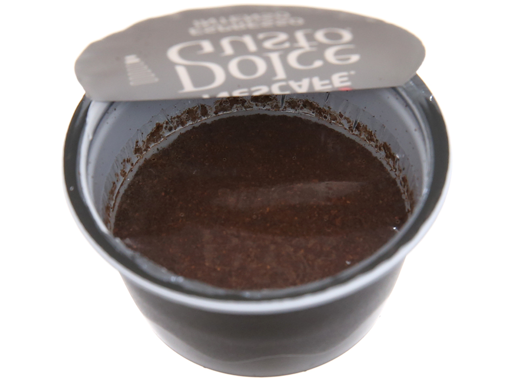 Cà phê viên nén Nescafé Dolce Gusto espresso intenso 96g (6g x 16 viên) 5