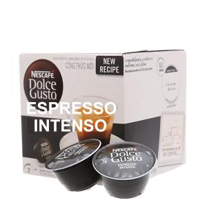 Cà phê viên nén Nescafe Dolce Gusto espresso intenso 96g (6g x 16 viên)