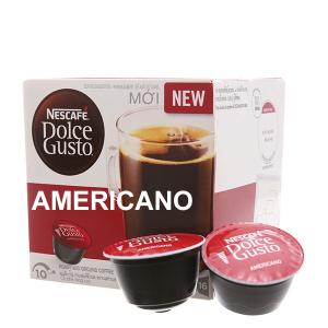 Cà phê viên nén Nescafe Dolce Gusto americano 128g (8g x 16 viên)