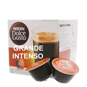 Cà phê viên nén Nescafe Dolce Gusto grande intenso 160g (10g x 16 viên)