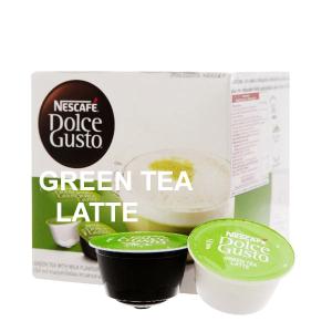 Cà phê viên nén NesCafé Dolce Gusto Green tea Latte 160g (10g x 16 viên)