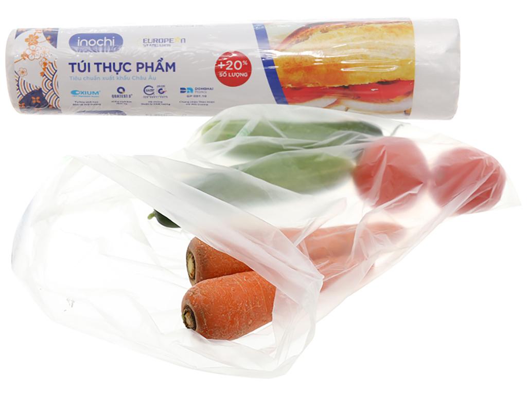 Túi đựng thực phẩm Inochi 1.4L (18 x 28 cm) 4