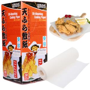 Giấy thấm dầu Kokusai 24cm (hộp 30 tờ)