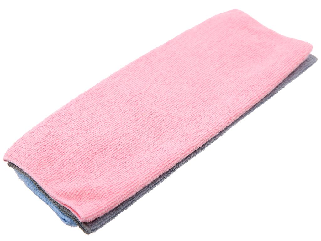 3 cái khăn lau microfiber Scotch Brite 3