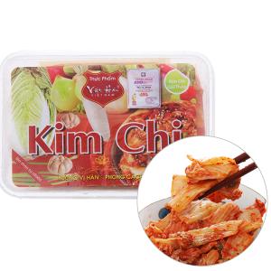 Kim chi cải thảo lên men tự nhiên Việt Hàn hộp 500g