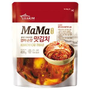 Kim chi cải thảo Mama gói 400g