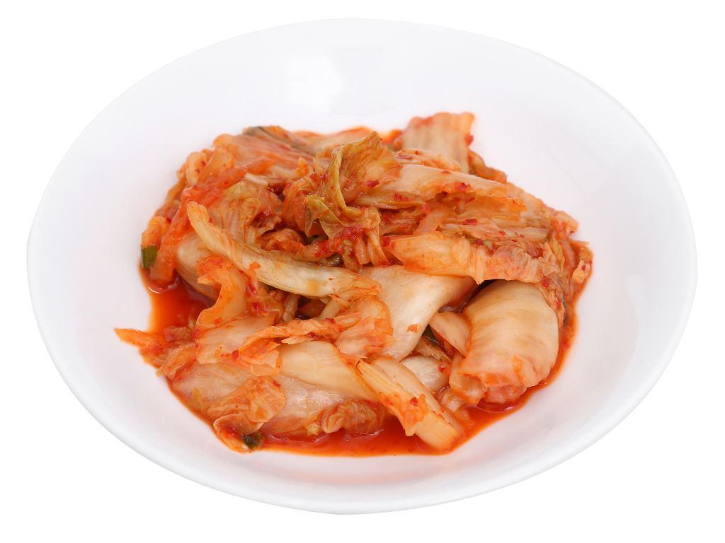 Kim chi cải thảo cắt lát Bibigo Ông Kim's gói 100g 5