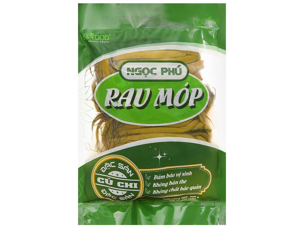 Rau móp chua Ngọc Phú gói 450g 1