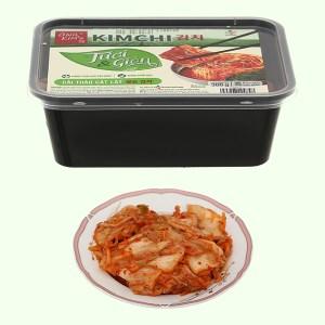 Kim chi cải thảo cắt lát CJ Food Ông Kim's hộp 300g
