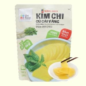 Kim chi củ cải vàng Orifood gói 350g