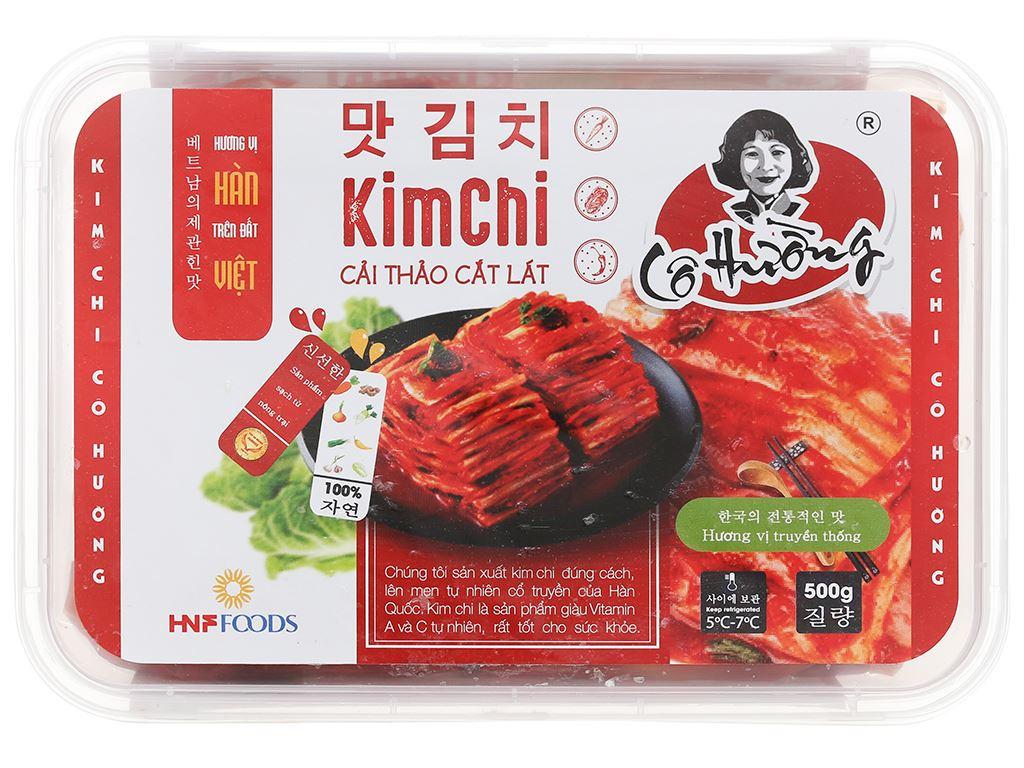 Kim chi cải thảo Cô Hường hộp 500g 1