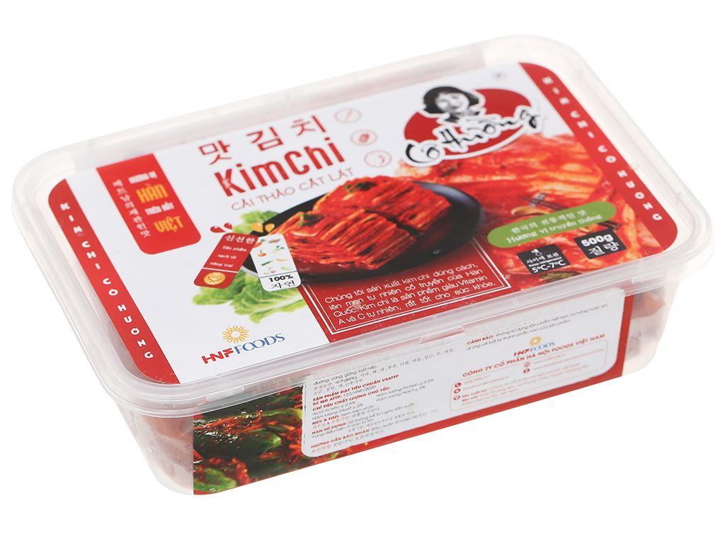 Kim chi cải thảo Cô Hường hộp 500g 6