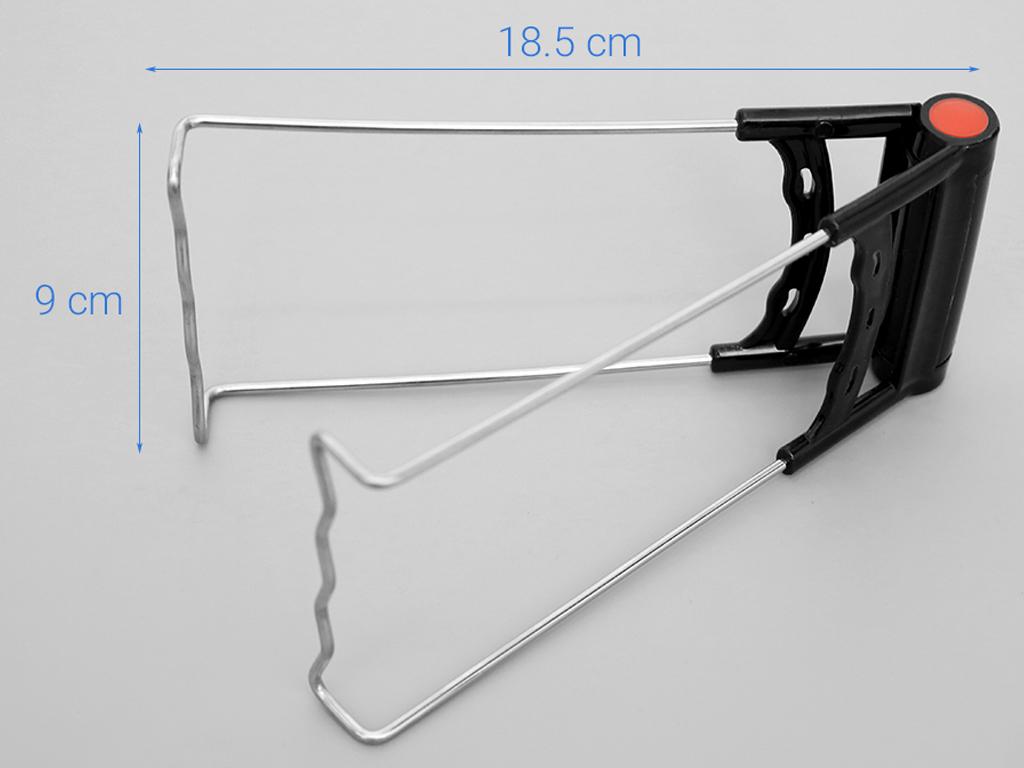 Kẹp gắp đồ nóng Inox Điện Máy XANH KN001 18 cm 4