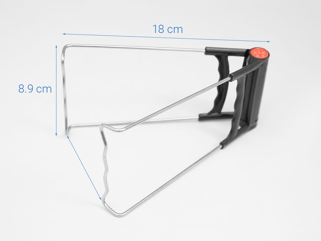Kẹp gắp đồ nóng Inox Điện Máy XANH KN001 18 cm 9