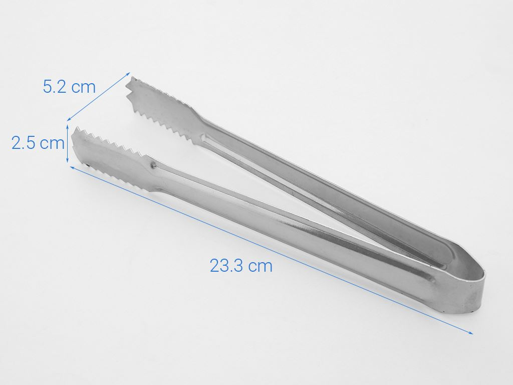 Kẹp gắp Inox Rainy 2.5 23.5cm 5