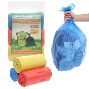 Túi đựng rác tự hủy sinh học Opec 03 cuộn 55x65 cm