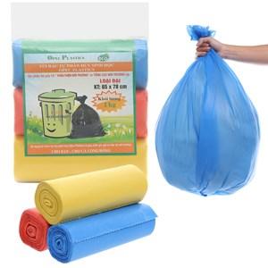 Túi đựng rác tự hủy sinh học Opec 03 cuộn 65x78 cm