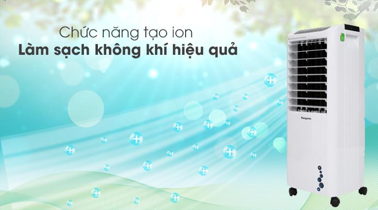 TẠO ION - Quạt điều hòa Kangaroo KG50F19