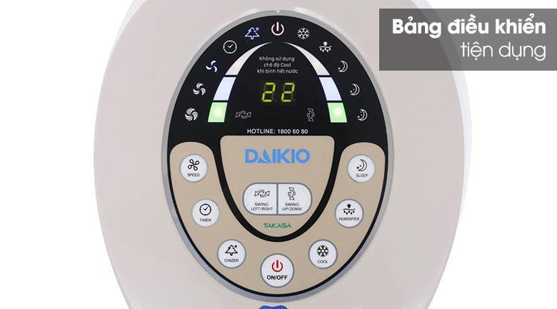 Quạt điều hòa Daikio DKA-01500B