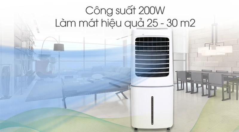 Công suất 200W - Máy làm mát không khí Midea AC200-17JR