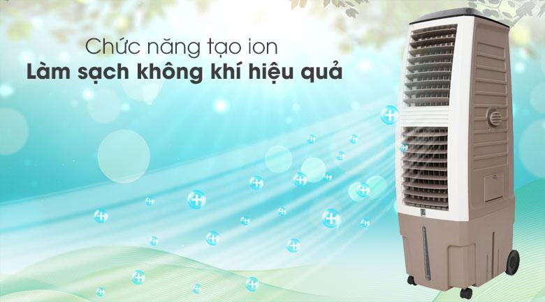 Tạo ion lọc không khí - Quạt điều hòa không khí Boss S-101