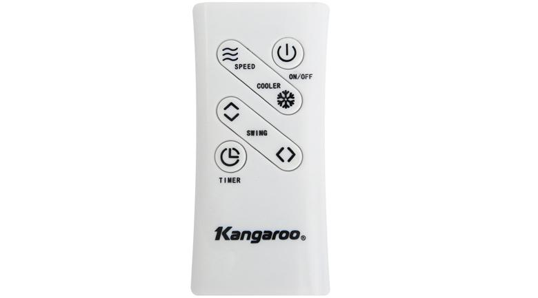 Remote - Quạt điều hòa Kangaroo KG50F58