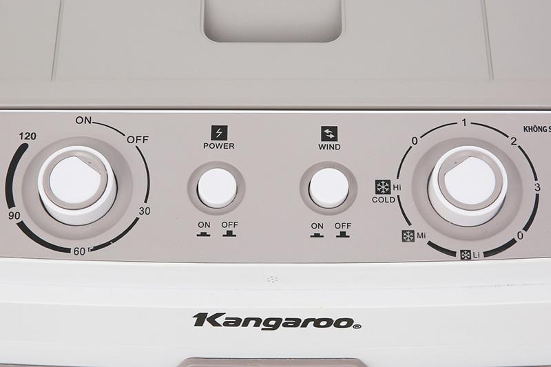 Dễ dùng - Quạt điều hoà Kangaroo KG50F60