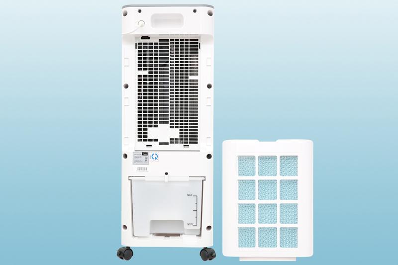 Tấm lọc chất lượng cao - Quạt điều hòa Midea AC100-18BR