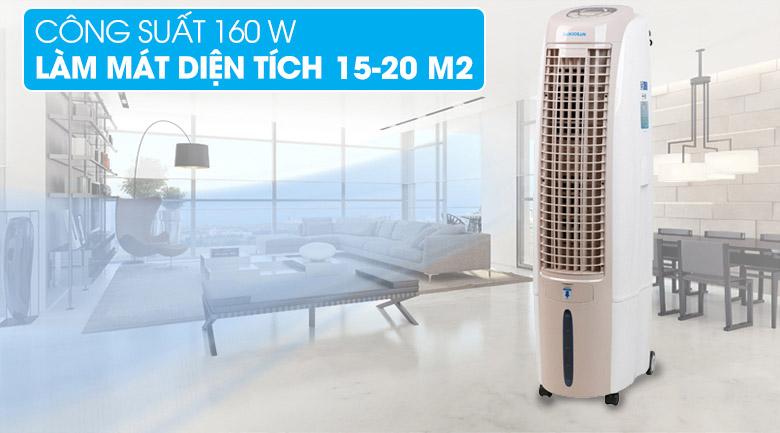 Công suất 160W - Máy làm mát không khí Daikiosan DKA-02500B