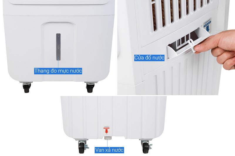 Thiết kế tiện dụng - Quạt điều hoà Daikiosan DKA-03500C