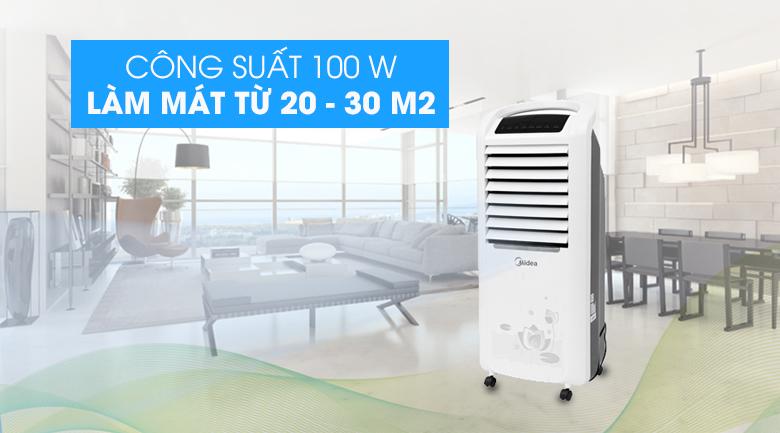Công suất - Quạt điều hòa Midea AC200-19WV