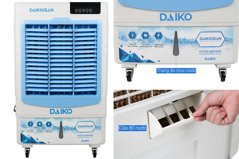 Bình chứa nước lớn - Quạt điều hoà Daikiosan DKA-04500D